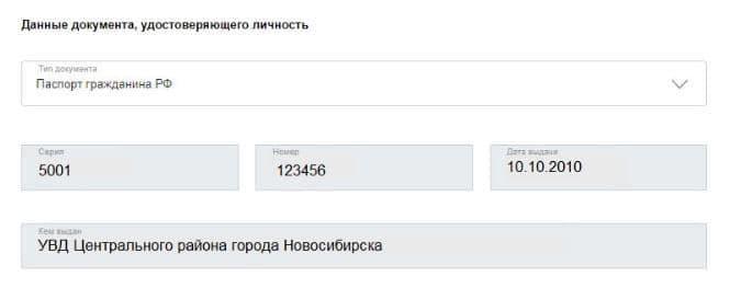 Пошаговая инструкция по регистрации прибывающих в Российскую Федерацию на госуслугах - заполнение анкеты